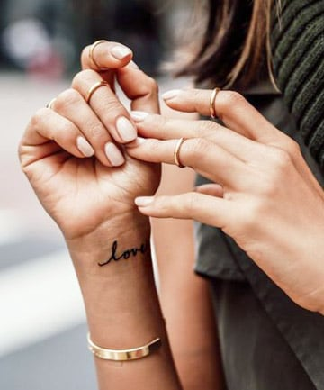 27 Wrist Tattoos That Are Anything But Basic