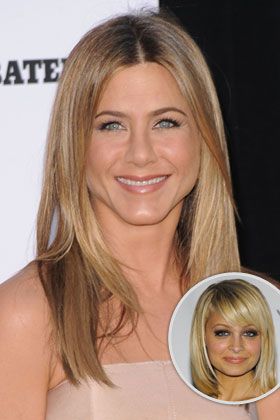 The target: Jennifer Aniston