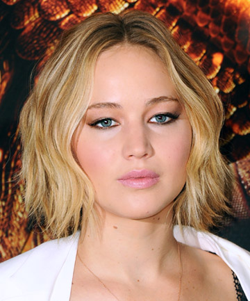 Jennifer Lawrence Hair Style No 2 Blunt Bob 15 Times We Wished We