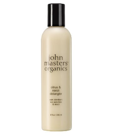 Best Leave-in Conditioner No. 3: John Masters Organics Citrus & Neroli Detangler, $24