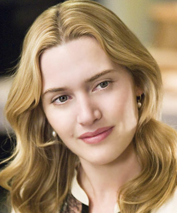 tousled waves kate winslet in the holiday