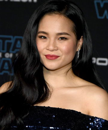 Look of the Day: Kelly Marie Tran's Retro-Classic