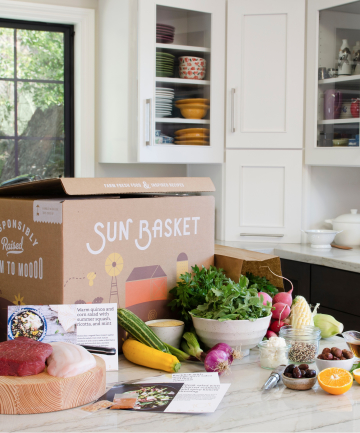 Eat Better With Sun Basket's Meal Delivery Service