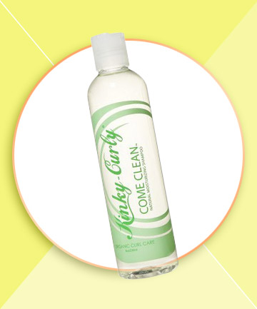Kinky Curly Come Clean Natural Moisturizing Shampoo, $11.99