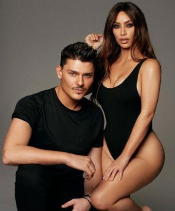 KKW Beauty x Mario Dedivanovic