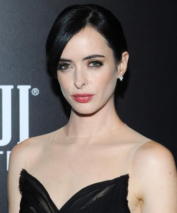 Krysten Ritter's Holiday-Party-Ready Smoky Eye
