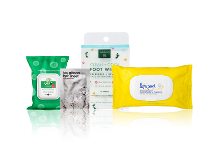 Stock up on wipes