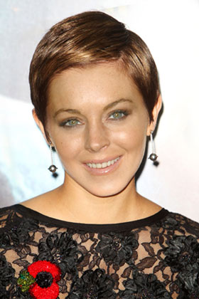 Lindsay Lohan's 'Makeover'