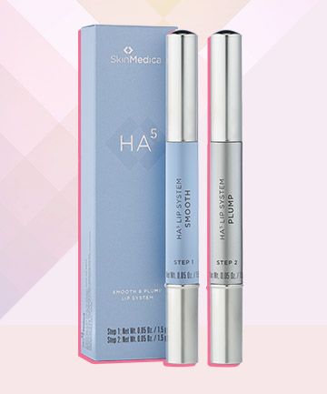 Skin Medica HA5 Smooth and Plump Lip System, $68