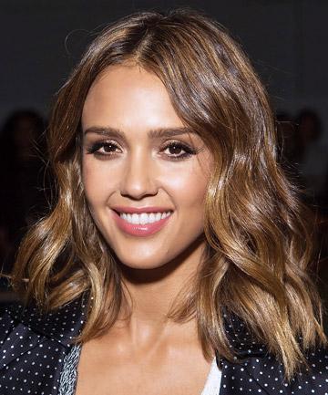 Jessica Alba's Polished Lob, 17 Lob Haircuts That Will ...Jessica Alba Lob