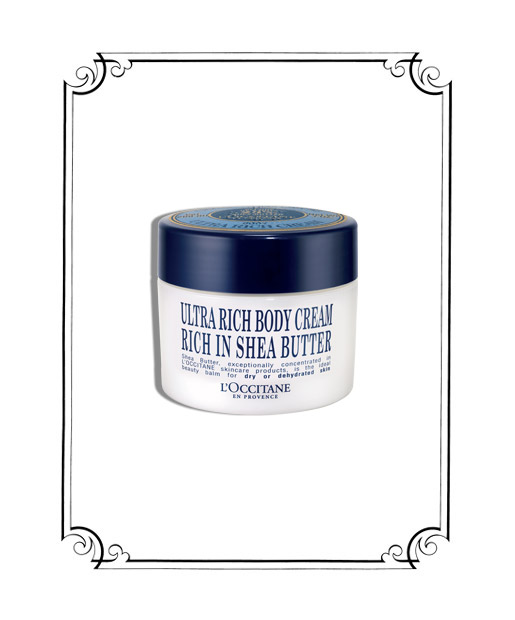 No. 4: L'Occitane Shea Butter Ultra Rich Body Cream, $42