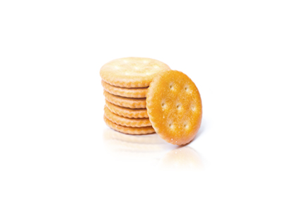 Rule No. 3: Choose crackers instead of cookies