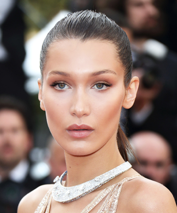 Look of the Day: Bella Hadid's Bronzed Glow at Cannes