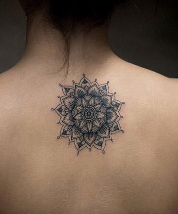 a5d18ca01 Ultra-Detailed Lotus Mandala Tattoo, 17 Mandala Tattoos That Bring ...