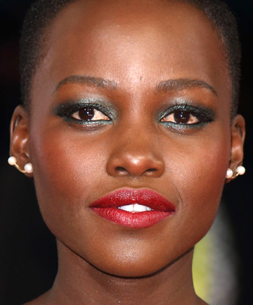 19 Times Lupita Nyong O Took Colorful Eye Makeup To The Next Level