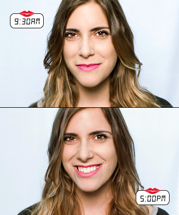 Best Long-Lasting Lipstick No. 3: M.A.C. Pro Longwear Lipcreme, $20