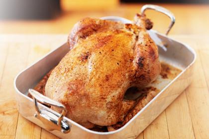 Leftover: Turkey meat