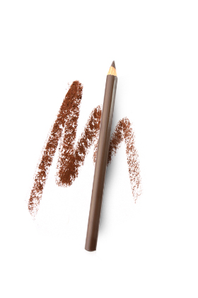 Mistake No. 8: Using pencil on your eyebrows