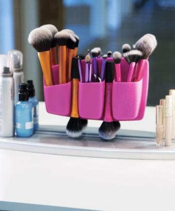 & 8 Genius Makeup Storage Ideas for Small Spaces