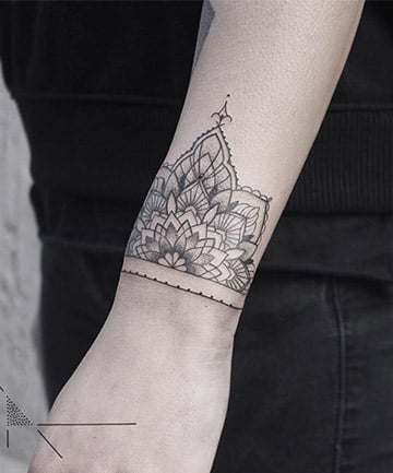 17 Mandala Tattoo Designs To Help Channel Your Inner Warrior Princess