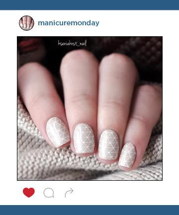 Mani of the Week: Beige Nails