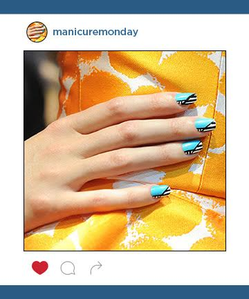 Mani of the Week: Show-Stopping NYFW Nails