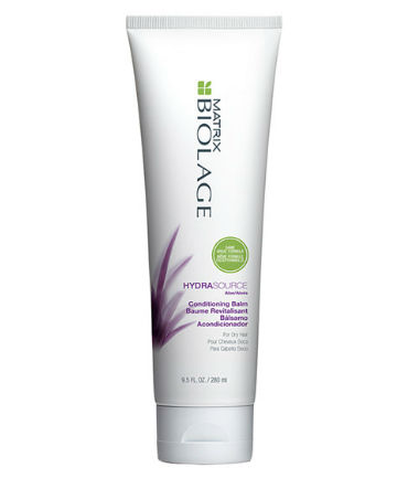 Best Deep Conditioner No. 9: Biolage Hydrasource Conditioning Balm, $19