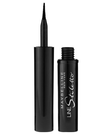 Maybelline New York Line Stiletto Ultimate Precision Liquid Eyeliner, $7.99