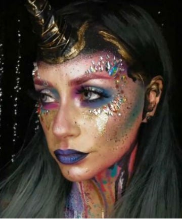 how to pull off 4 special effects halloween makeup looks