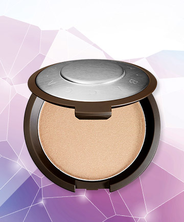 Becca Cosmetics Shimmering Skin Perfector Pressed Highlighter, $38, in Prosecco Pop