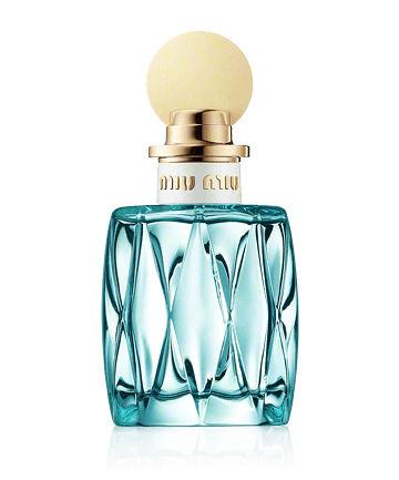 Best Perfume No. 24: Miu Miu L'eau Bleue, $94