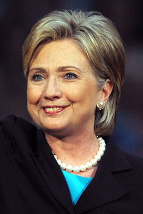 Hillary Clinton The 10 Most Requested Hairstyles Of All