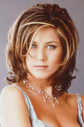 Jennifer Aniston The 10 Most Requested Hairstyles Of All