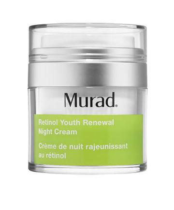 Best Night Cream No. 15: Murad Retinol Youth Renewal Night Cream, $82