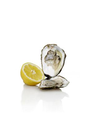 Shuck an oyster
