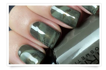 Jade camo 13 best nail designs for the 30 set page 7 jade camo this nail art takes some work but the end result is pretty spectacular to do it paint a base coat on your nails then apply tape all around prinsesfo Gallery