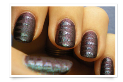 Sophisticated sparkle 13 best nail designs for the 30 set sophisticated sparkle prinsesfo Images