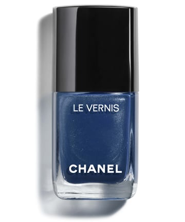 Chanel Le Vernis Longwear Nail Color in Radiant Blue, $28