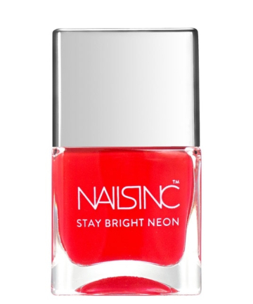 Nails Inc. Stay Bright Neon Nail Polish in Great Eastern Street, $15