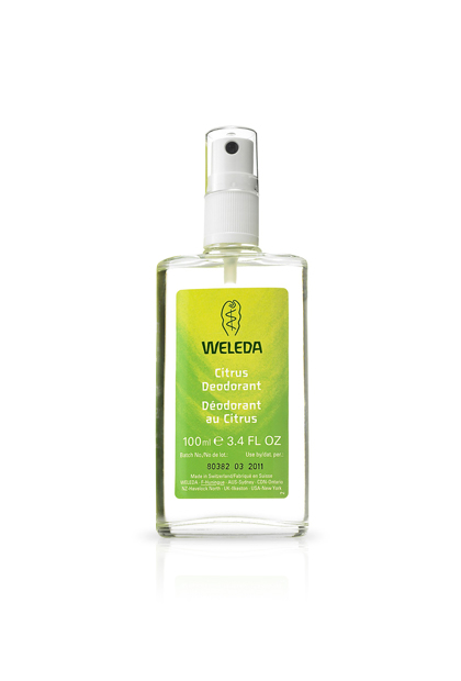 Runner-up: Weleda Citrus Deodorant
