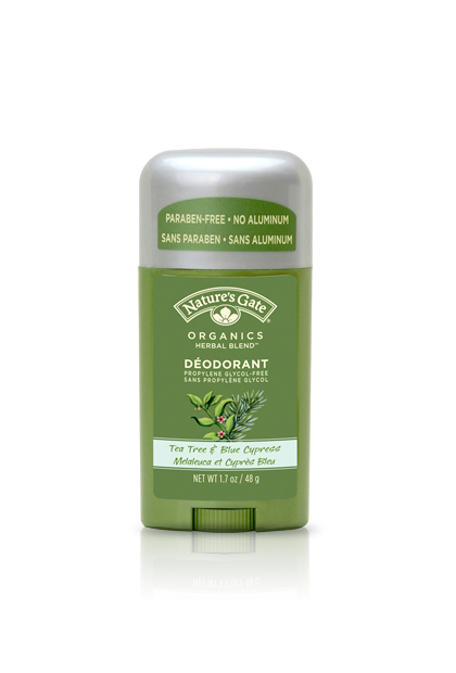 Best Natural Deodorant No. 8: Nature's Gate Herbal Blend Deodorant
