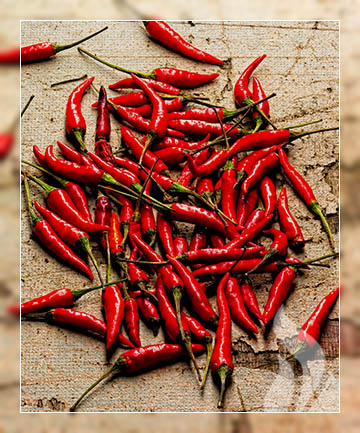 Fat Burning Foods: Red Peppers