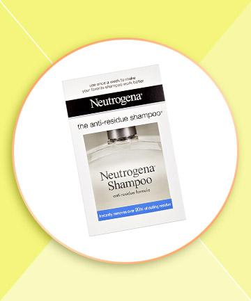 Neutrogena Anti-Residue Shampoo, $4.89