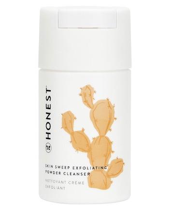 Honest Skin Sweep Exfoliating Powder Cleanser