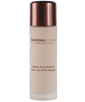 Mineral Fusion Liquid Mineral Foundation, $32.99