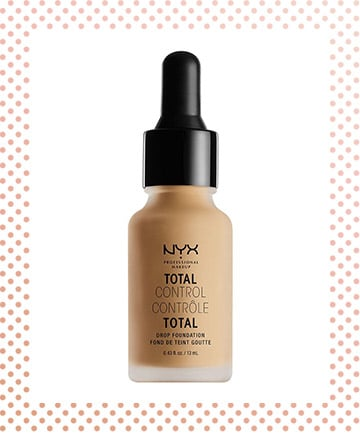 NYX Total Control Drop Foundation, $14