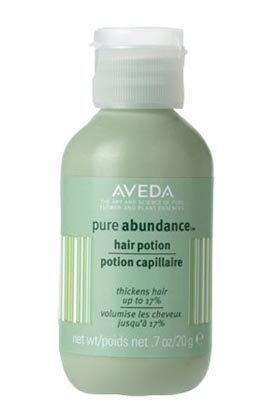 No 11: Aveda Pure Abundance Hair Potion, $23