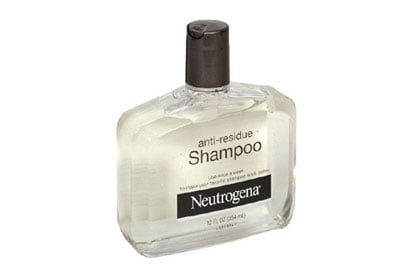 No 9: Neutrogena Anti-Residue Shampoo, $5.59