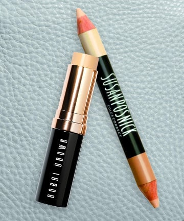 A Brightening and Concealing Stick
