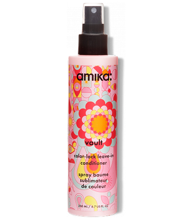 Amika Vault Color-Lock Leave-In Conditioner, $25